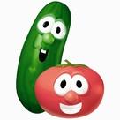 """""""VeggieTales"""" - Key art (xs thumbnail)"""