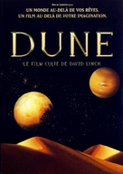 Dune - French DVD movie cover (xs thumbnail)