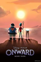 Onward - Indonesian Movie Poster (xs thumbnail)