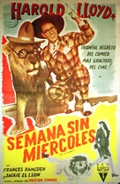 The Sin of Harold Diddlebock - Argentinian Movie Poster (xs thumbnail)