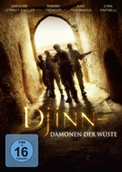 Djinns - German Movie Cover (xs thumbnail)
