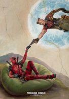 Deadpool 2 - Slovenian Movie Poster (xs thumbnail)
