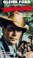 The Americano - VHS cover (xs thumbnail)