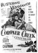 Coroner Creek - poster (xs thumbnail)