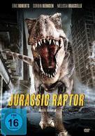 Raptor - German Movie Cover (xs thumbnail)