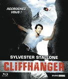 Cliffhanger - French Blu-Ray cover (xs thumbnail)