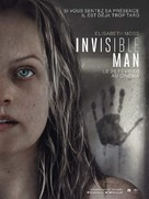The Invisible Man - French Movie Poster (xs thumbnail)