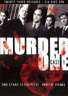 """Murder One"" - DVD cover (xs thumbnail)"