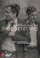 """True Detective"" - Danish DVD movie cover (xs thumbnail)"