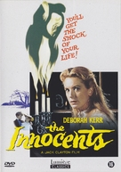 The Innocents - Belgian DVD cover (xs thumbnail)