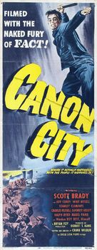Canon City - Theatrical poster (xs thumbnail)