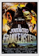 Young Frankenstein - Spanish Movie Poster (xs thumbnail)