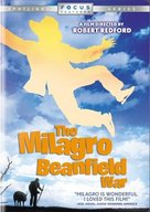 The Milagro Beanfield War - Movie Cover (xs thumbnail)