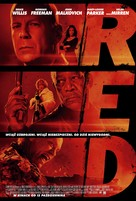 RED - Polish Movie Poster (xs thumbnail)
