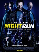 Run All Night - French Movie Poster (xs thumbnail)