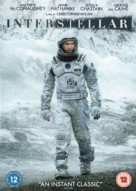 Interstellar - British Movie Cover (xs thumbnail)
