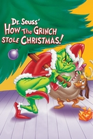 How the Grinch Stole Christmas! - DVD movie cover (xs thumbnail)
