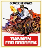 Cannon for Cordoba - Blu-Ray movie cover (xs thumbnail)
