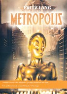 Metropolis - Italian Movie Cover (xs thumbnail)