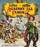 Against All Flags - Blu-Ray movie cover (xs thumbnail)
