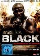 Black - German DVD cover (xs thumbnail)