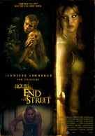 House at the End of the Street - Lebanese Movie Poster (xs thumbnail)