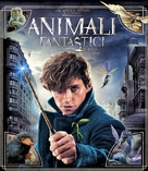 Fantastic Beasts and Where to Find Them - Italian Movie Cover (xs thumbnail)