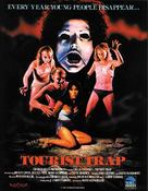 Tourist Trap - DVD cover (xs thumbnail)
