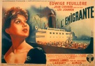 L'émigrante - French Movie Poster (xs thumbnail)