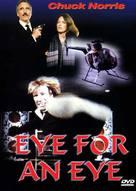 An Eye for an Eye - Dutch DVD movie cover (xs thumbnail)