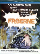 Frogs - Danish Movie Poster (xs thumbnail)
