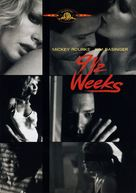 Nine 1/2 Weeks - DVD cover (xs thumbnail)