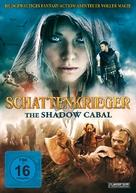 SAGA - Curse of the Shadow - German DVD cover (xs thumbnail)