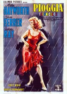 Miss Sadie Thompson - Italian Movie Poster (xs thumbnail)