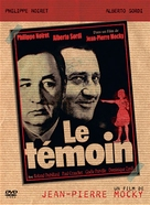 Le témoin - French Movie Cover (xs thumbnail)
