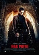 Max Payne - Norwegian Movie Poster (xs thumbnail)