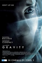 Gravity - Australian Movie Poster (xs thumbnail)