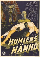 The Mummy's Hand - Swedish Movie Poster (xs thumbnail)
