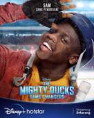 """""""The Mighty Ducks: Game Changers"""" - Indonesian Movie Poster (xs thumbnail)"""