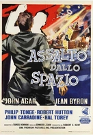 Invisible Invaders - Italian Movie Poster (xs thumbnail)