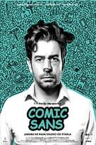 Comic Sans - Croatian Movie Poster (xs thumbnail)