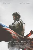 American Sniper - Turkish Movie Poster (xs thumbnail)