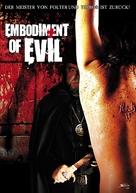 Encarnação do Demônio - German Movie Poster (xs thumbnail)