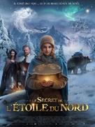 Reisen til julestjernen - French Movie Poster (xs thumbnail)