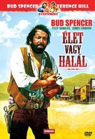 Una ragione per vivere e una per morire - Hungarian DVD cover (xs thumbnail)