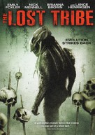 The Lost Tribe - DVD cover (xs thumbnail)