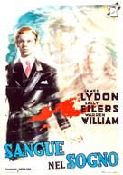 Strange Illusion - Italian Movie Poster (xs thumbnail)