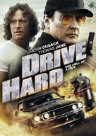Drive Hard - Canadian DVD cover (xs thumbnail)