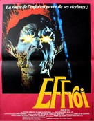 Fear No Evil - French Movie Poster (xs thumbnail)