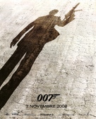 Quantum of Solace - Italian Movie Poster (xs thumbnail)